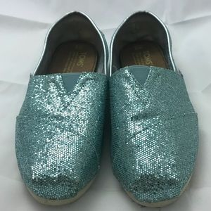 Toms girls shoes